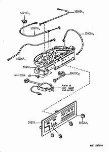 1995 Toyota T100 Knob  Heater Control  Knob  Heater