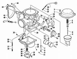 Arctic Cat 500 Wiring Diagram : arctic cat 650 h1 carburetor parts diagram ~ A.2002-acura-tl-radio.info Haus und Dekorationen
