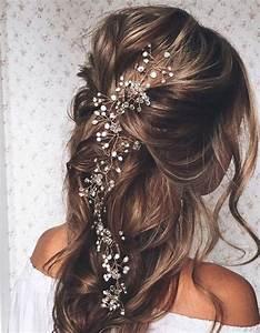 Chignon Demoiselle D Honneur Mariage : coiffure demoiselle d 39 honneur cheveux lach s 15 coiffures de demoiselle d honneur canons pour ~ Melissatoandfro.com Idées de Décoration