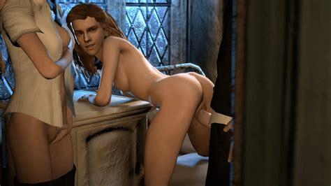 emma watson harry potter nackt