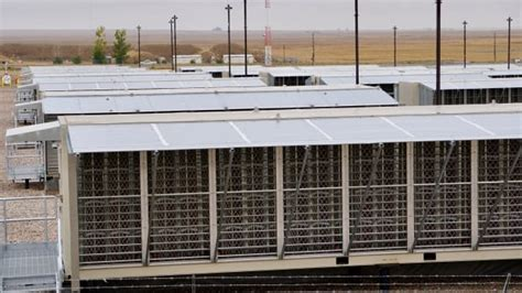 Bitcoin can't technically be stored anywhere except coin wallets. Bitcoin mining uses so much electricity that 1 city could curtail facility's power during heat ...