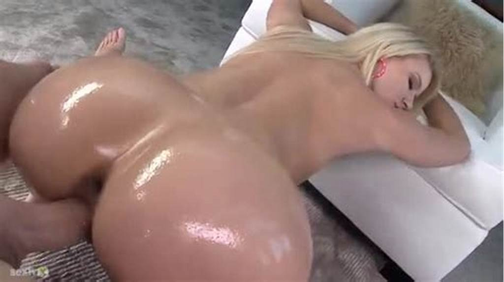 #Big #Ass #Babe #Anikka #Albrite #Sliding #Her #Pussy #All #Over #His