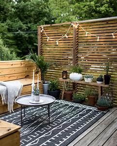 Jardin Et Balcon : des id es d co pour votre balcon idee deco balcon deco ~ Premium-room.com Idées de Décoration