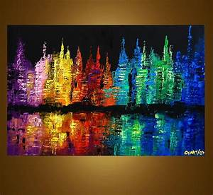 non representational art pictures | Mixed Media ...