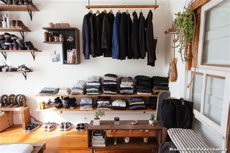 faire un dressing dans une chambre dressing dans chambre with contemporain armoire et