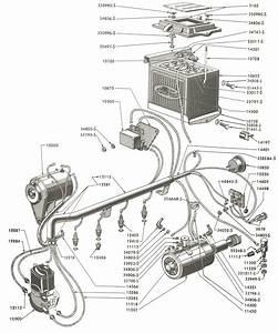 Ford 8n Starter Solenoid Wiring Diagram