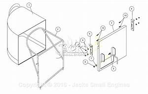 Billy Goat Fm3300 Parts Diagram For Grass Catcher Kit