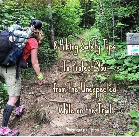 8 Hiking Safety Tips to Protect You from the Unexpected