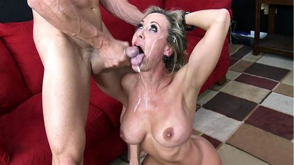 #Foxy #Mom #Brandi #Love #Takes #Messy #Facial