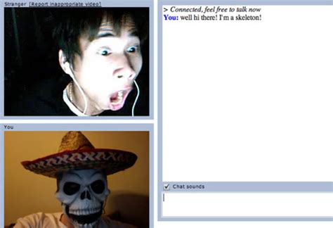 Instant omegle worldwide video chatting conversations like chatroulette. Best moment in chatroulette: photo from this random chat ...