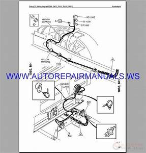 Volvo F10 F12 F16 Lhd Truck Wiring Diagram Service Manual Download