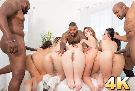 Asshole Orgy Bang With Bbc
