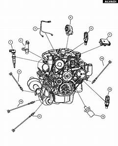 2003 Dodge Dakota Engine 47 L V8
