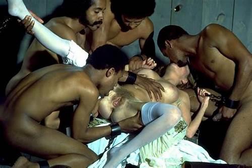vintage retro frau interracial sex