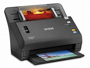 epson fastfoto ff 640 high speed photo and document With high speed scanner automatic document feeder