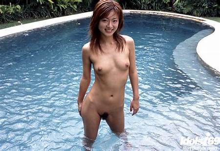 Swimming Teen Nude