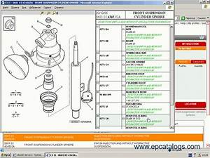 Citroen Service Box Electronic Parts Catalog Download