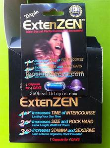 What Does Extenze Liquid Gel Caps Do  U2013 Extenze Reviews