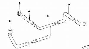 1987 Jeep Comanche  Heater Hose  Thermastat  Block  You
