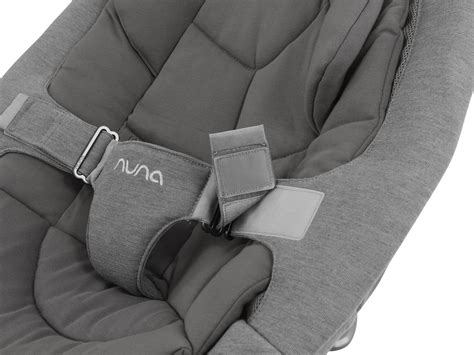Nuna Leaf Grow šūpuļkrēsls Granite   NordBaby™