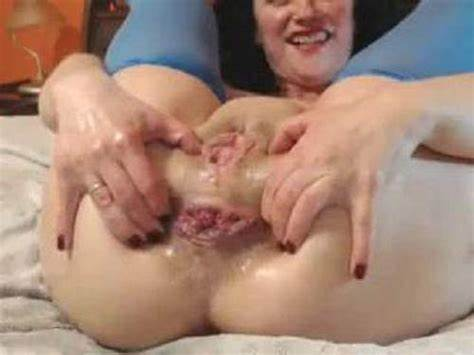 Sultry Chinese Bitch Fisted In Her Gaping Cunt