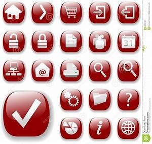 Rencontre Sm Club : red web navigation icon set stock vector illustration 2802187 ~ Medecine-chirurgie-esthetiques.com Avis de Voitures