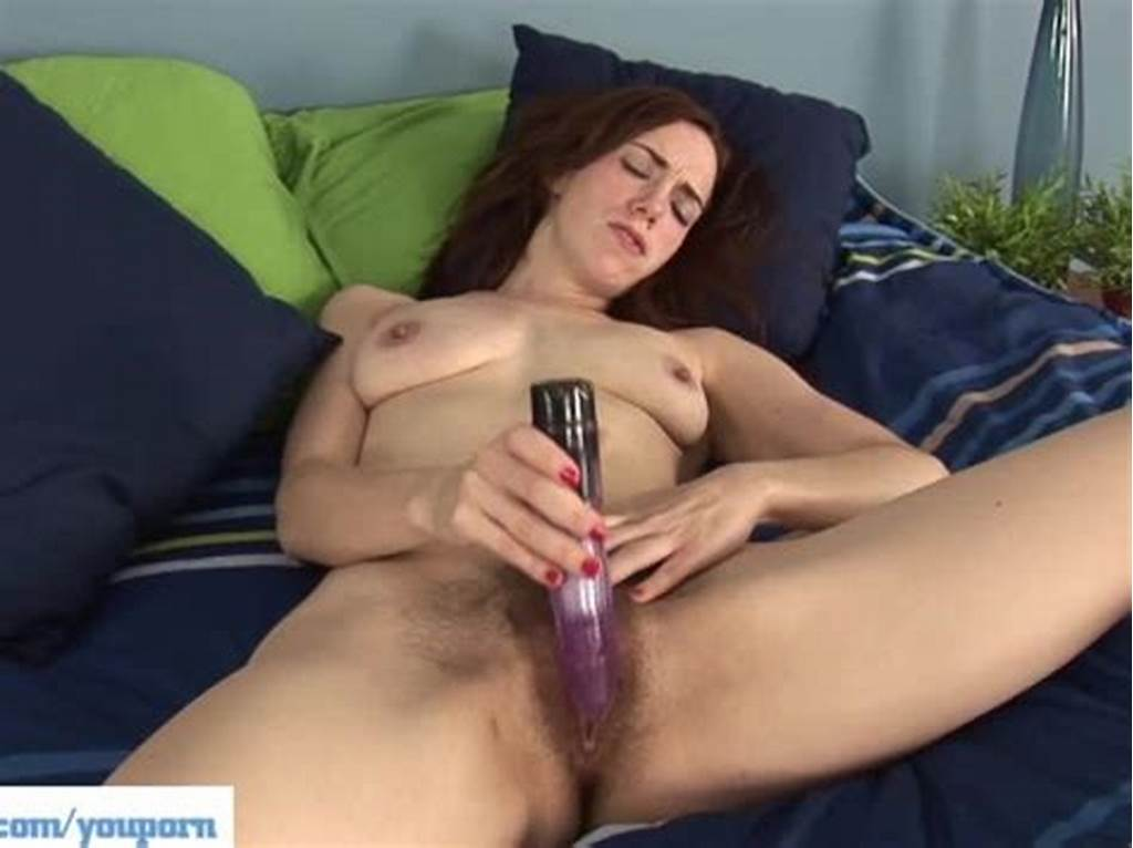 #Sammy #Grand #Toys #Her #Tight #Hairy #Pussy