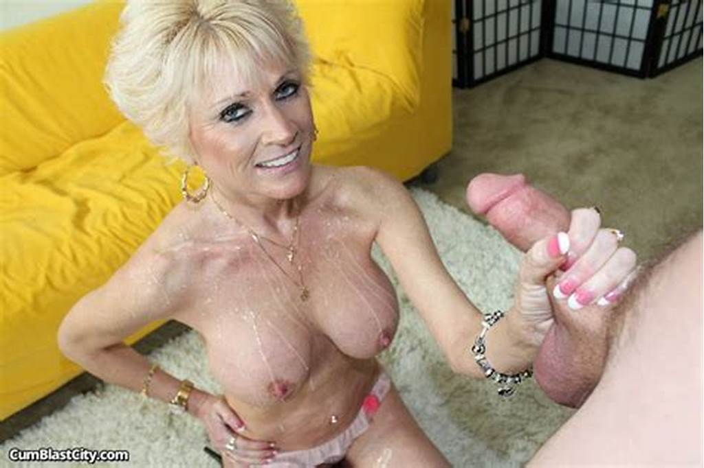 #Breasty #Milf #Blue #Haired #Fucking #A #Facials