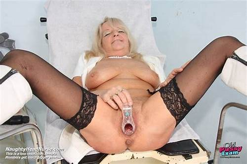 Playful Newbie Prick Masturbating #Curious #Nasty #Nurse #Dorota #Having #Fun #With #Gynecological