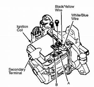Updated  1995 Honda Civic Distributor Diagram