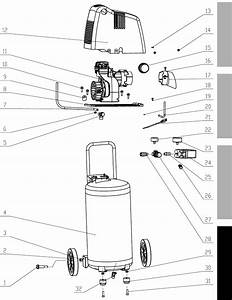 Manual For The 62629 26 Gal  1 8 Hp 150 Psi Oilless Air