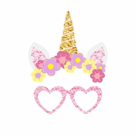 To get more templates about posters,flyers,brochures,card,mockup,logo,video,sound,ppt,word,please visit pikbest.com. Download Cute Unicorn Photo Booth Party Props Vector for ...