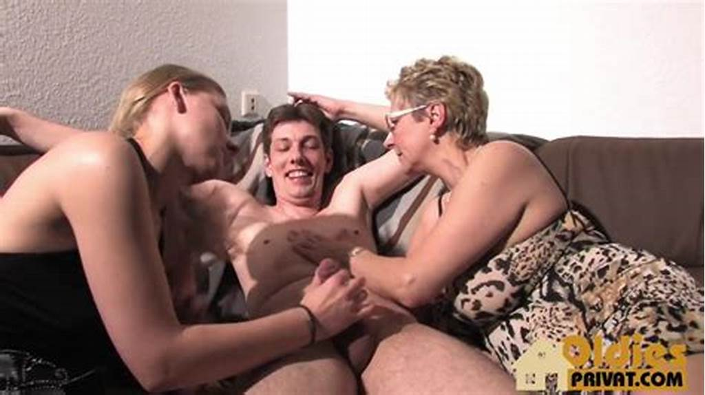 #German #Threesome #With #Granny #And #Wife #Hd #Porn #Fa: #Xhamster