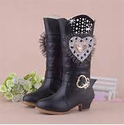 High Heels Boots Shoes...