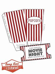 X Free Movie : 12 free diy popcorn box printables for a better family movie night printables pinterest ~ Medecine-chirurgie-esthetiques.com Avis de Voitures