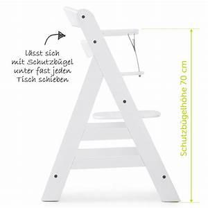 Hochstuhl Holz Weiß : hauck hochstuhl holz baby kinder alpha plus wei bis 90 kg h heverstellbar ebay ~ Watch28wear.com Haus und Dekorationen