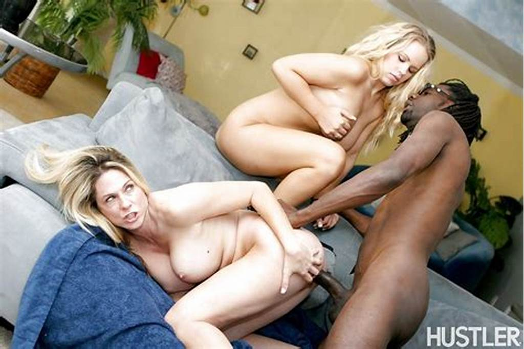 #Blondes #Angela #Attison #And #Britney #Young #Fucks #With #Big