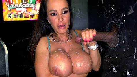 Small Titted Fakes Breasted Gloryhole Lisa Ann Bukkake
