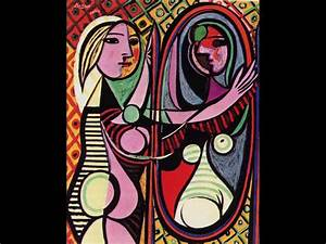 My Free Wallpapers - Artistic Wallpaper : Picasso - Girl ...