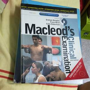 Macleods Clinical Examination 12th Edition Pdf
