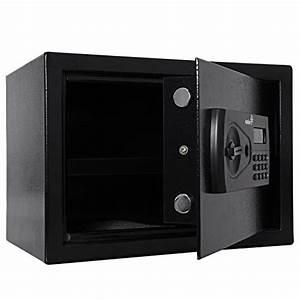 Ivation Steel Digital Safe  U2013 0 8 Cubic Feet Home Safety