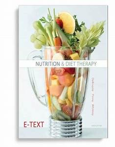 Nutrition And Diet Therapy 9th Edition By Linda Kelly Debruyne  E