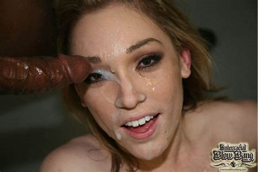 #Lily #Labeau #Gets #A #Nasty #Facial #Cum #Interracial #Bukkake