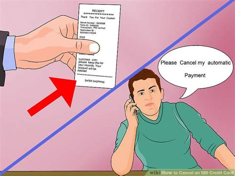Please make sure to cancel recurring payments before your next billing date to avoid being billed. How to Cancel an SBI Credit Card: 15 Steps - wikiHow