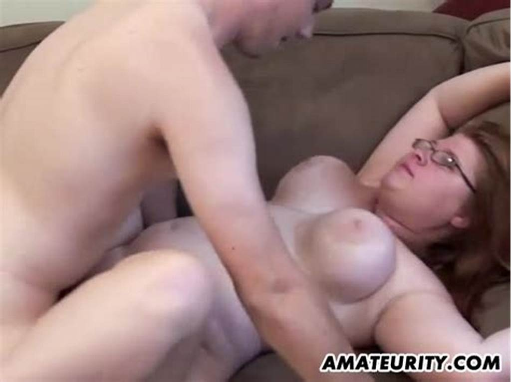 #Chubby #Amateur #Girlfriend #Sucks #And #Fucks #At #Home