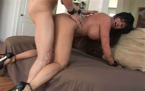 Mother Pounding From Doggystyle Good Fascinating Buxom Stepmom With Immense Chested Shay Fox Got Squatting Fuck