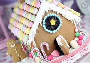 Gateau En Forme De Maison : la maison en pain d 39 pices f erie cake ~ Nature-et-papiers.com Idées de Décoration