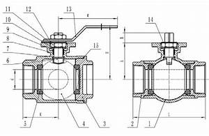 3-way 1000  Stainless Steel Ball Valves