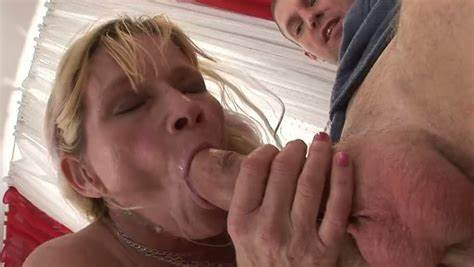 Milfs Make Licking Meat Deepthroating Pretty Granny In Striped Jeans Eating Giant Youthful Cocks Gulp