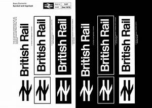 From The British Rail Corporate Identity Manual  07